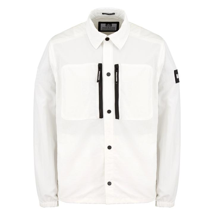 Weekend Offender Nicky Eyes Jacket - Plaster