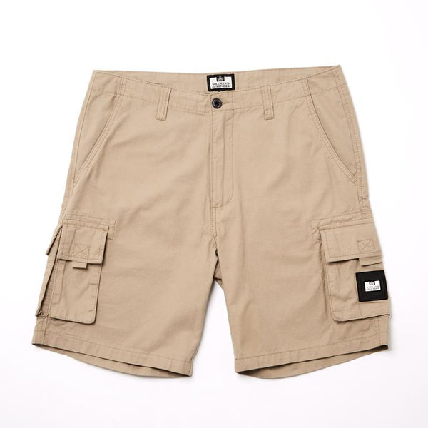 Weekend Offender Mascia SS20 Shorts - Stone