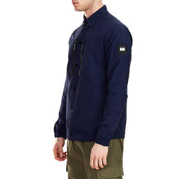 Weekend Offender Nicky Eyes Jacket - French Navy