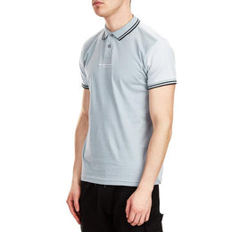 Weekend Offender Henry Polo Shirt - Platinum