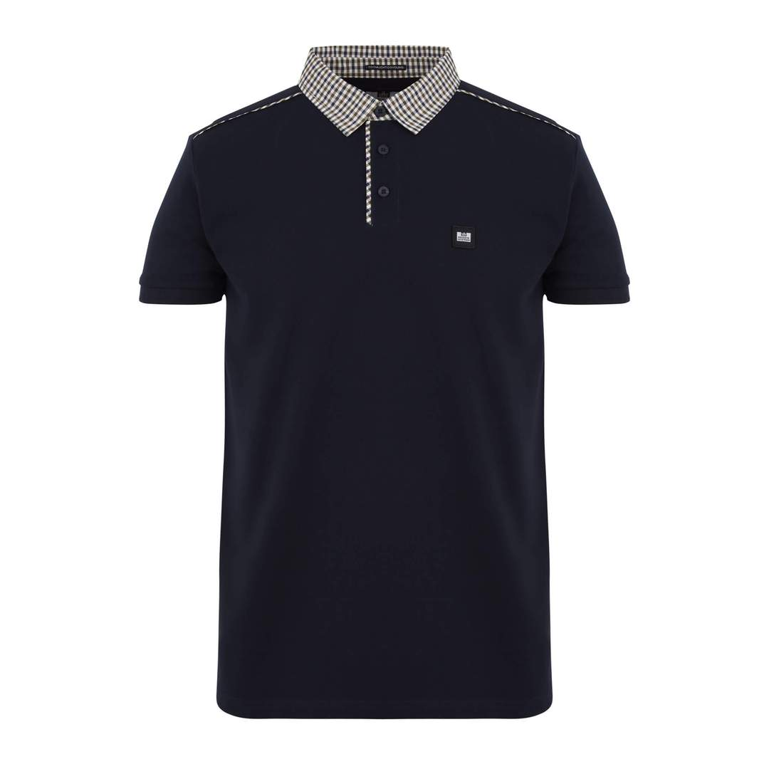 Weekend Offender Diani Polo Shirt - Navy