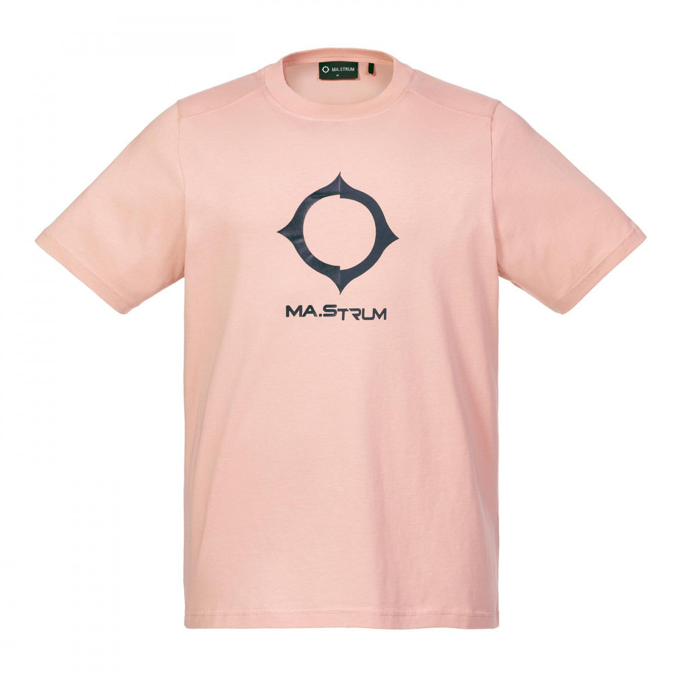 Ma.Strum SS Distort Logo Tee - Flesh