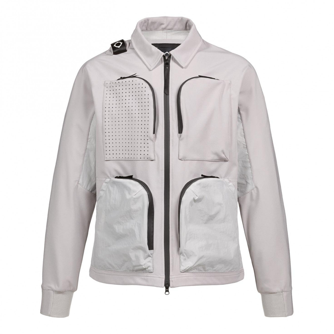 Ma.Strum Softshell Jacket - Quicksilver