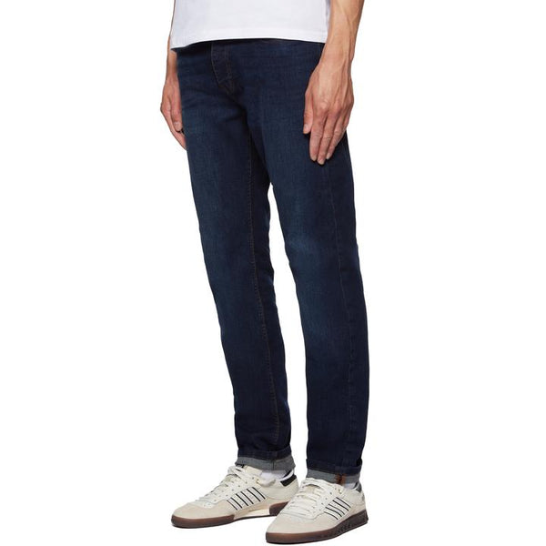 Weekend Offender Tapered Fit Jeans - Dark Rinsed