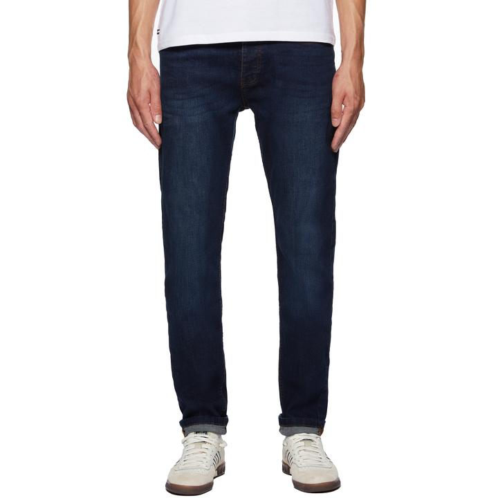 Weekend Offender Tapered Fit Jeans - Dark Vintage