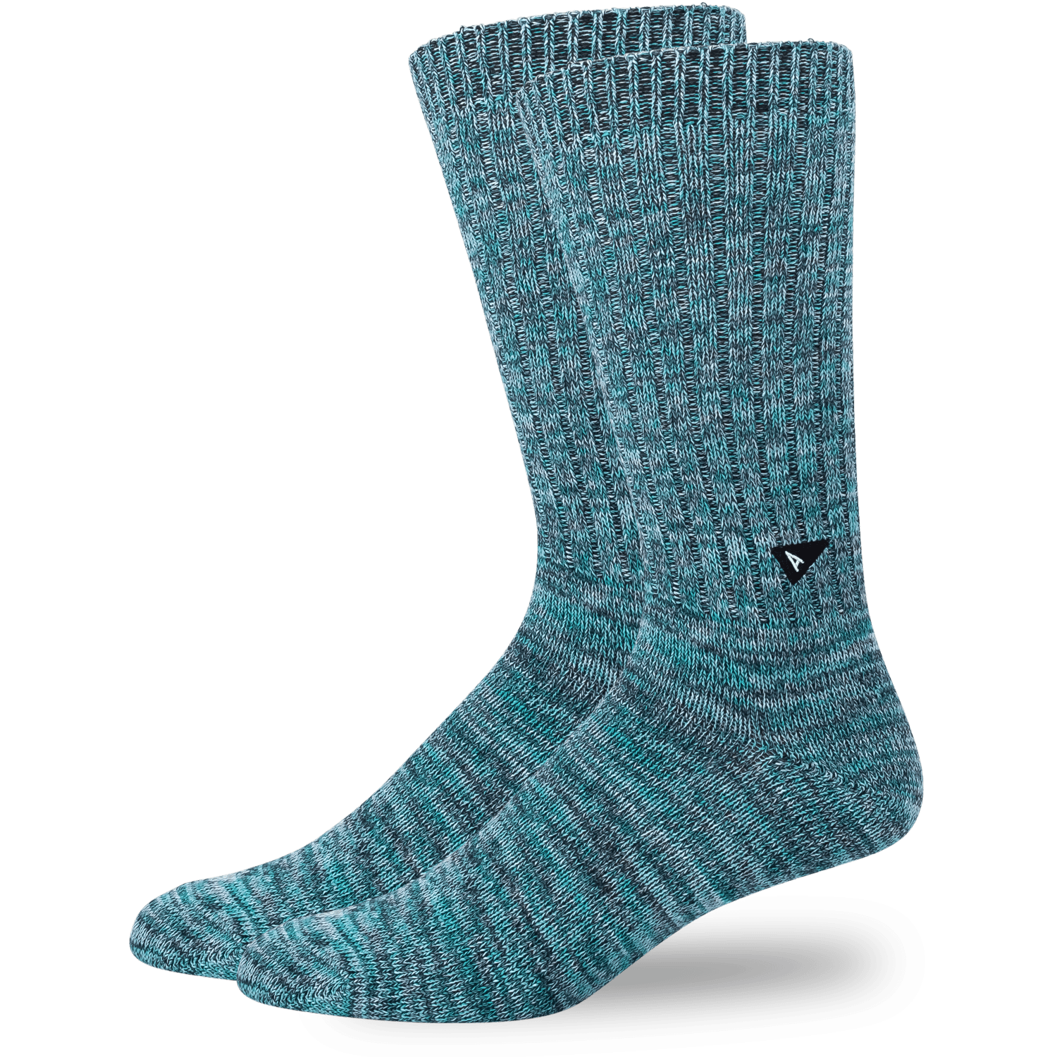 Arvin Goods Casual Twisted Socks - Teal