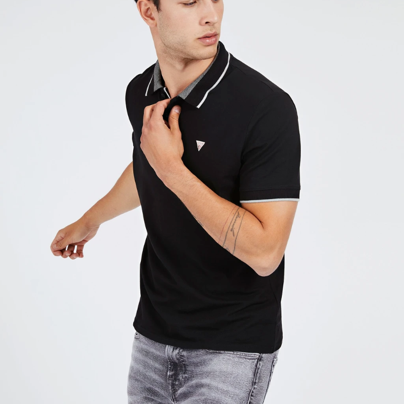 Guess Classic Polo - Black
