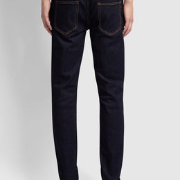 Farah Drake Slim Fit Stretch Jeans - Rinse Denim