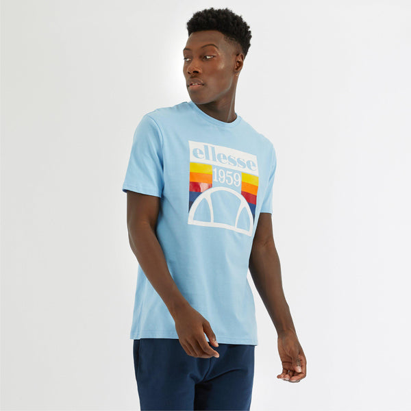 Ellesse Pirozzi T-shirt - Light Blue