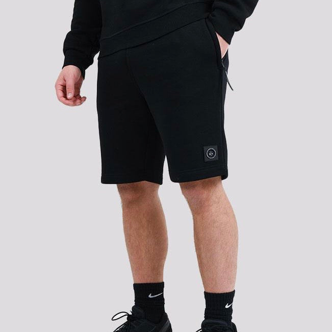 Marshall Artist Siren Zip Short - Black