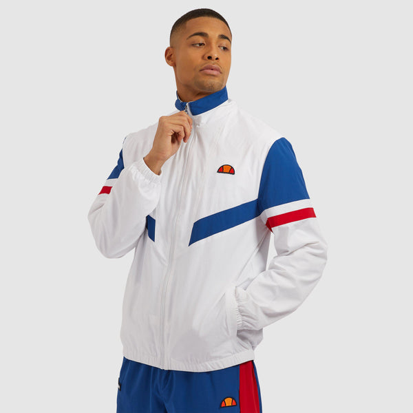 Ellesse Oscuro Track Top - White