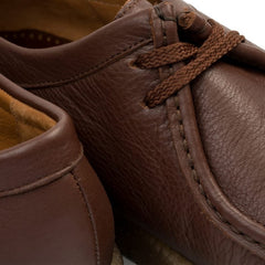Padmore & Barnes P204 The Original Shoe - Brown Leather