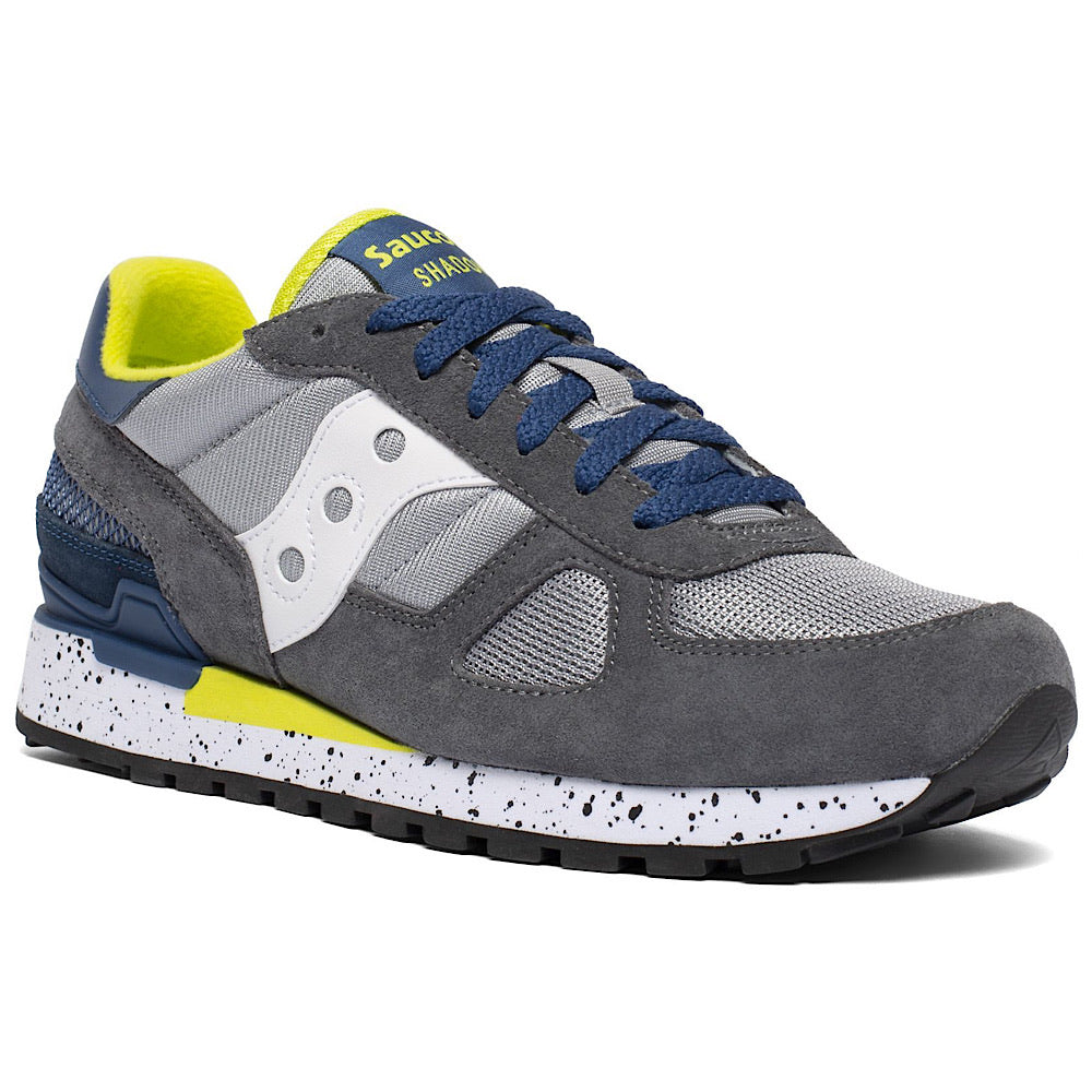 Saucony Shadow Original - Grey/Blue/Yellow