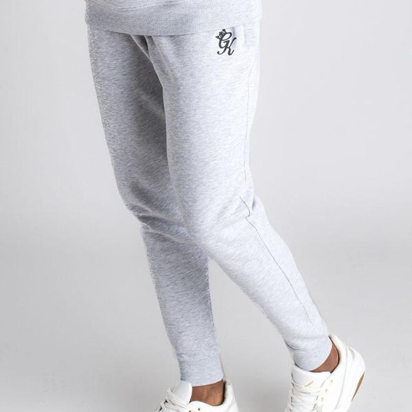 Gym King Basis Jogger - Snow Marl