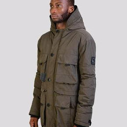 Marshall Artist Compacta Resin Field Jacket - Khaki