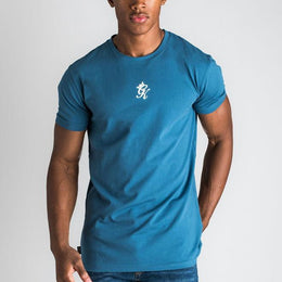 Gym King Origin Fitted T-shirt - Teal