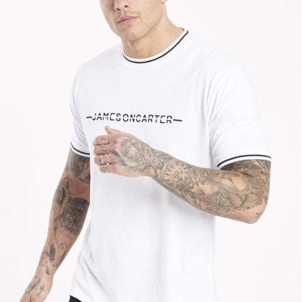 Jameson Carter Basinghall T-shirt - White
