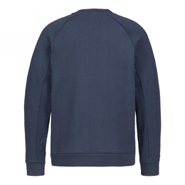 Ma.Strum Heavyweight Crew Sweat - Navy