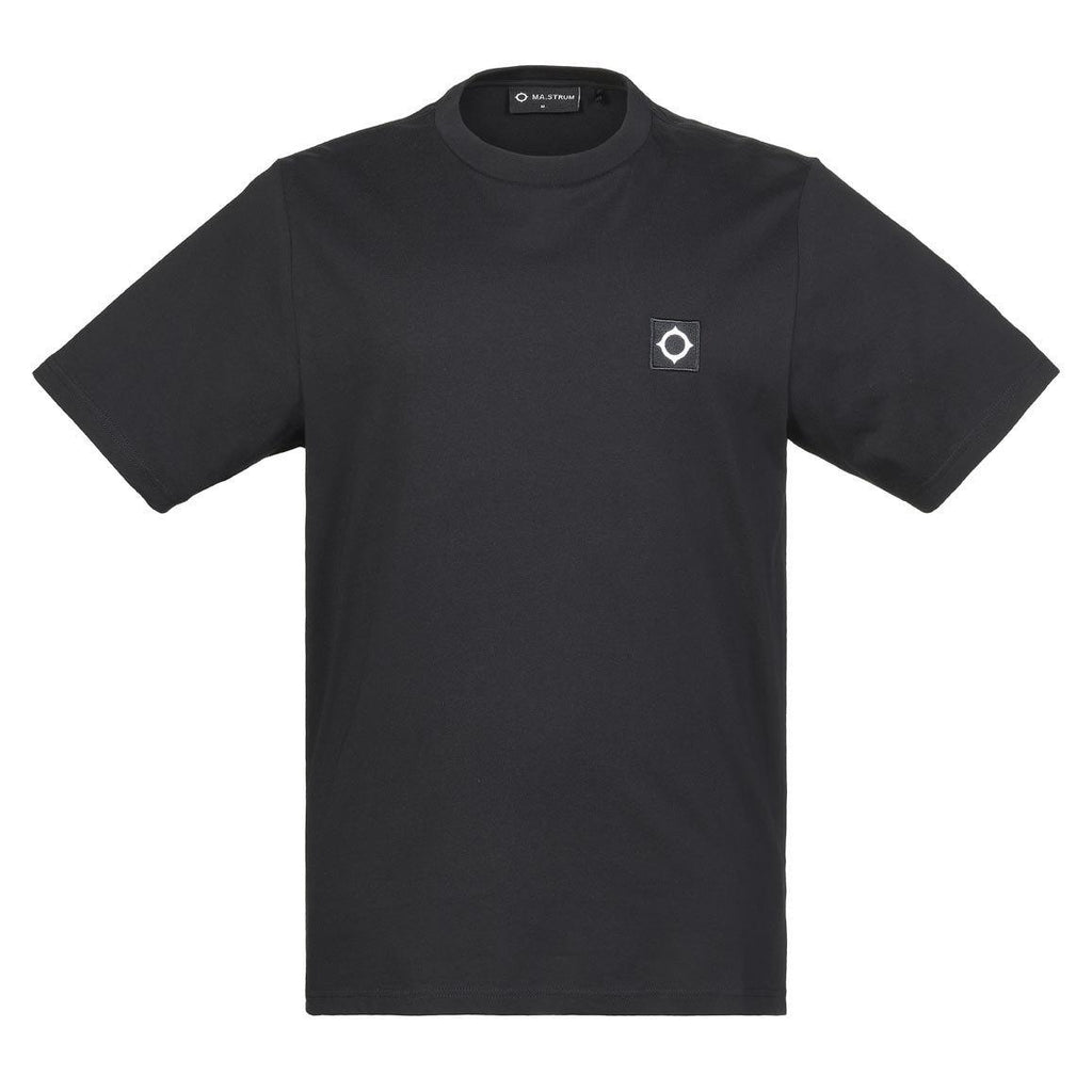 Ma.Strum SS Icon Tee - Jet Black