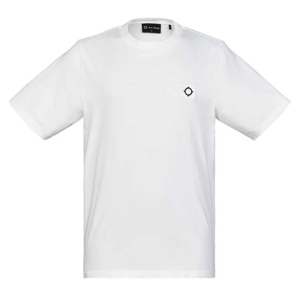 Ma.Strum SS Icon Tee - Optic White