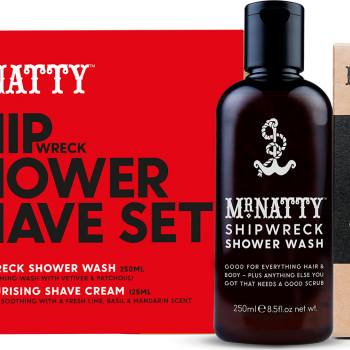 Mr Natty Ship Shower Shave