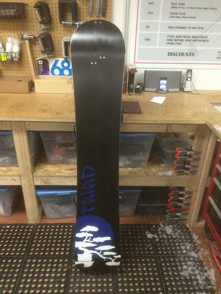 Custom Splitboard Build Service [By Mail]