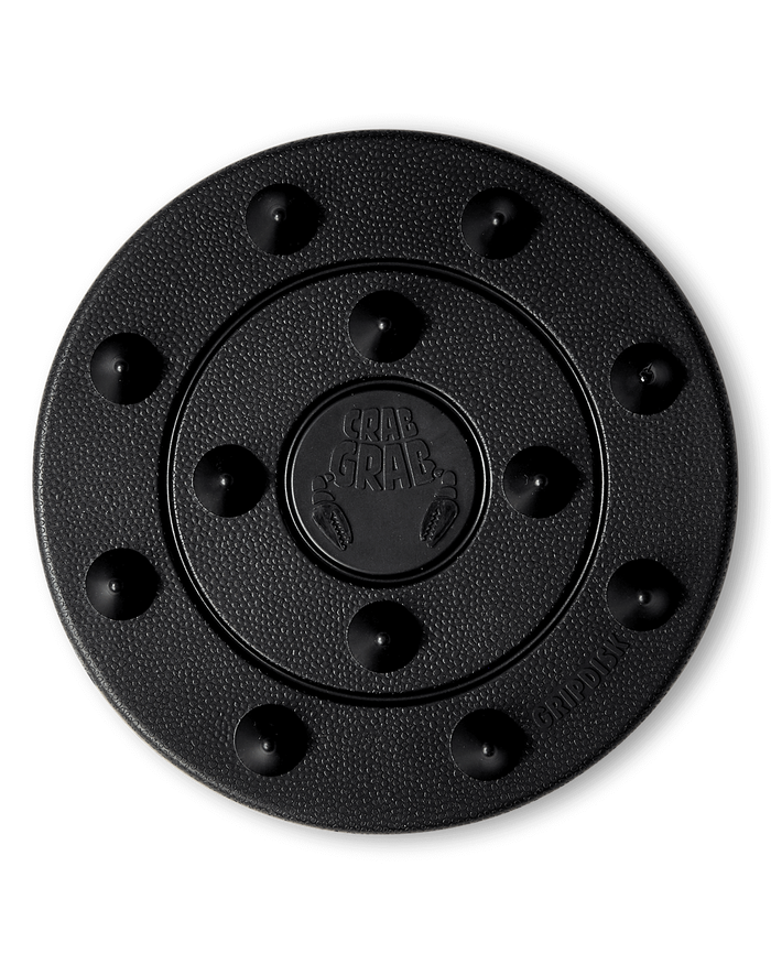 Crab Grab Grip Disk - Black