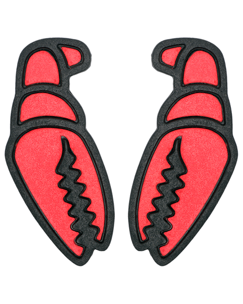 Crab Grab Mega Claw - Black/Red