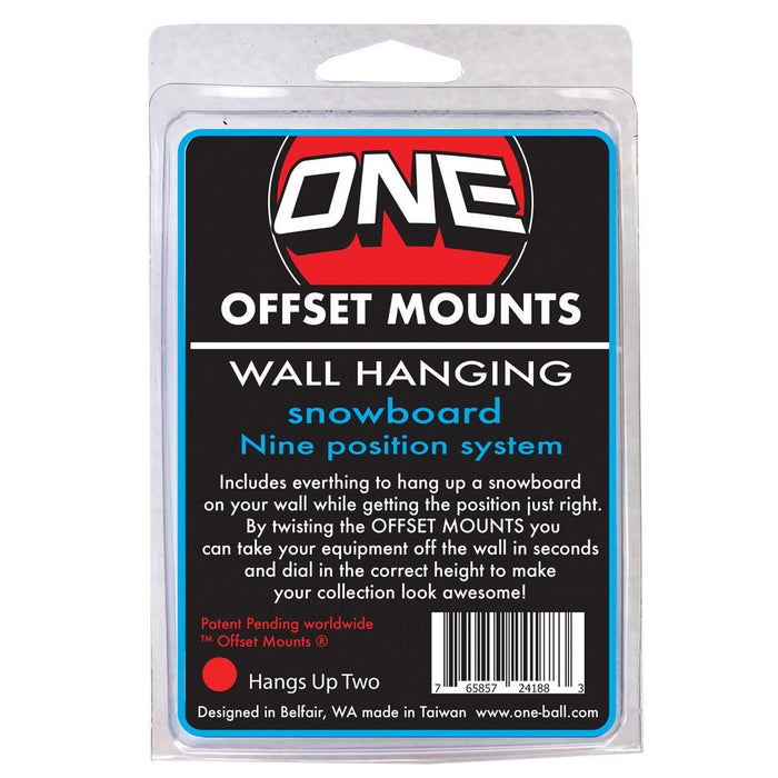 Oneball Wall Mounts Offset Mount