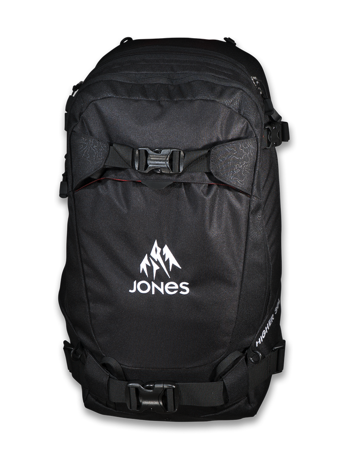 Jones Higher 30L R.A.S. Backpack (front)