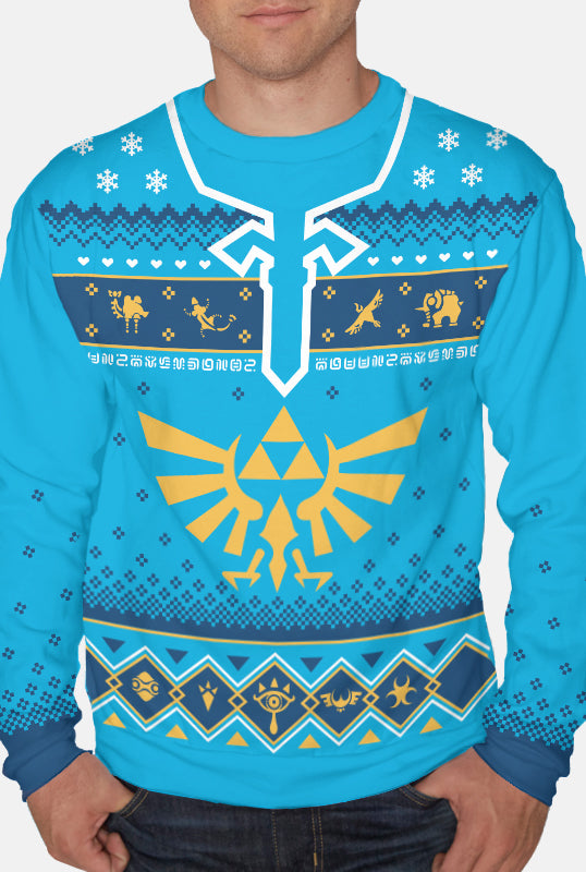 Breath of the Holidays
