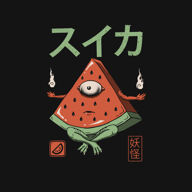 Yokai Watermelon-mens long sleeved tee-vp021