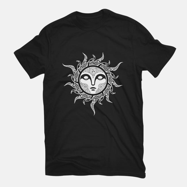 Yule Midwinter Sun-mens heavyweight tee-RAIDHO