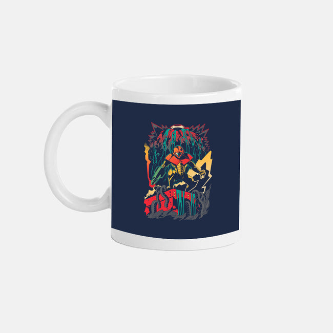 Wake The Mother-none glossy mug-Melee_Ninja