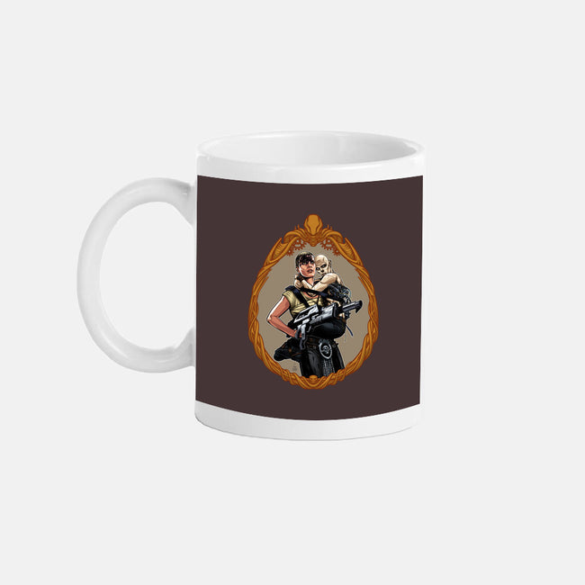 War Newt-none glossy mug-dandstrbo