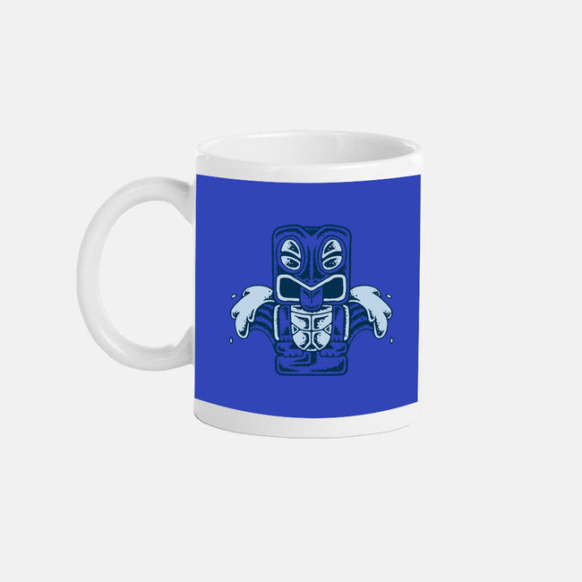 Water Tikimon-none glossy mug-BWdesigns