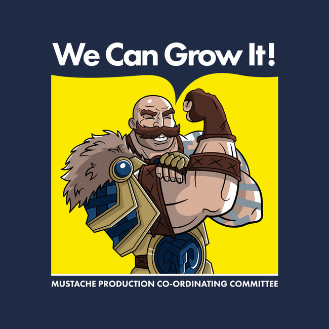 We Can Grow It!-none stretched canvas-Haragos