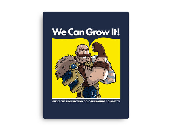 We Can Grow It!