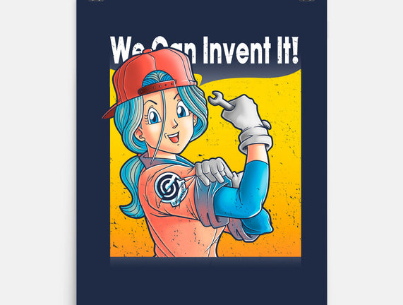 We Can Invent It