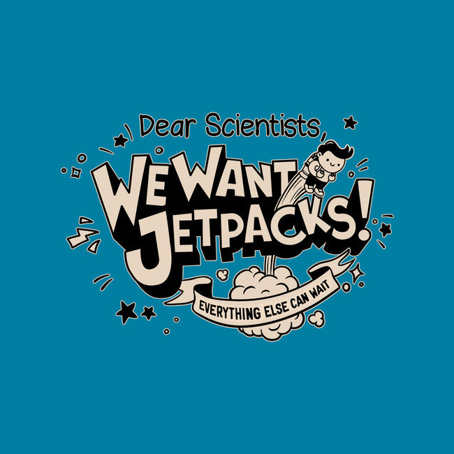 We Want Jetpacks!-none glossy mug-pekania