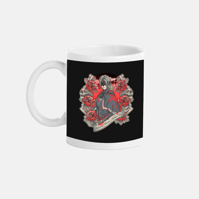 Welcome Home, Ashen One-none glossy mug-AutoSave
