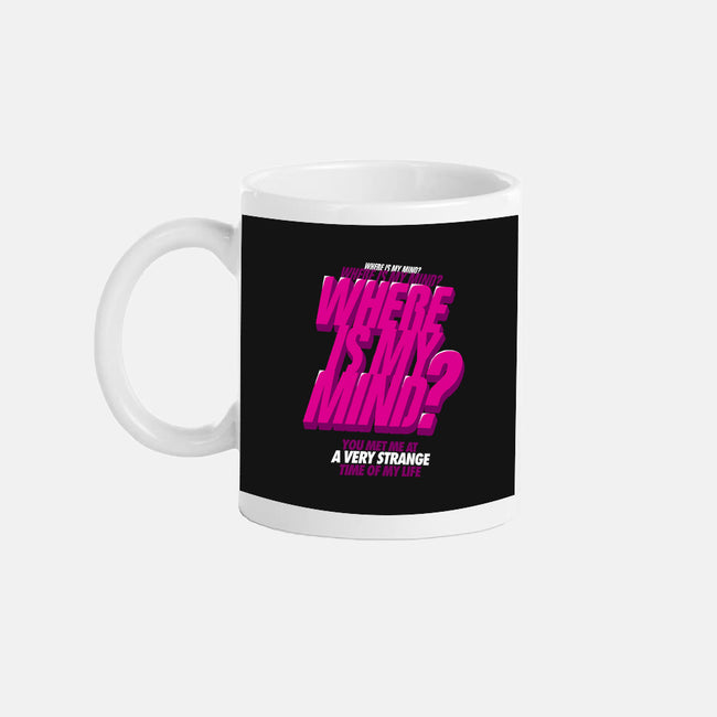 Where Is My Mind?-none glossy mug-butcherbilly