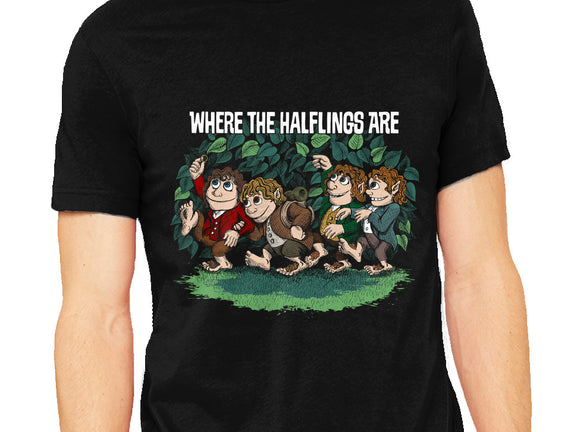 Where the Halflings Are