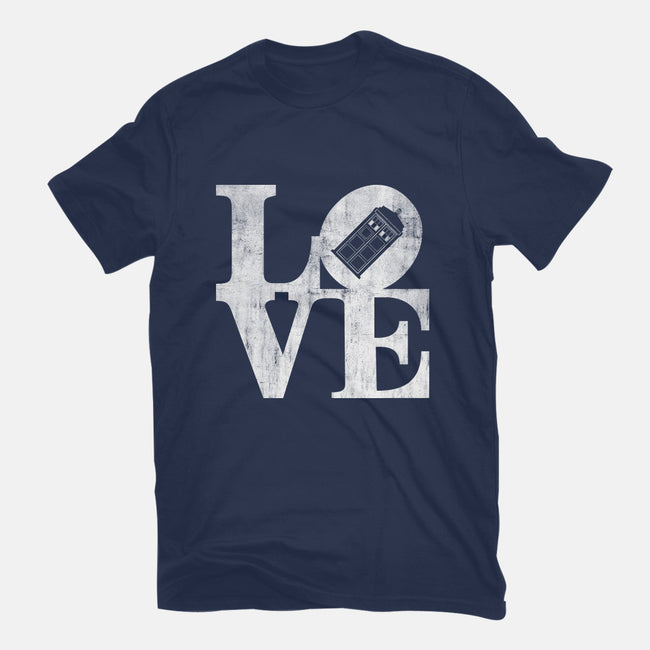 Who Do You Love?-mens heavyweight tee-geekchic_tees