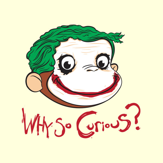 Why So Curious?-none stretched canvas-andyhunt