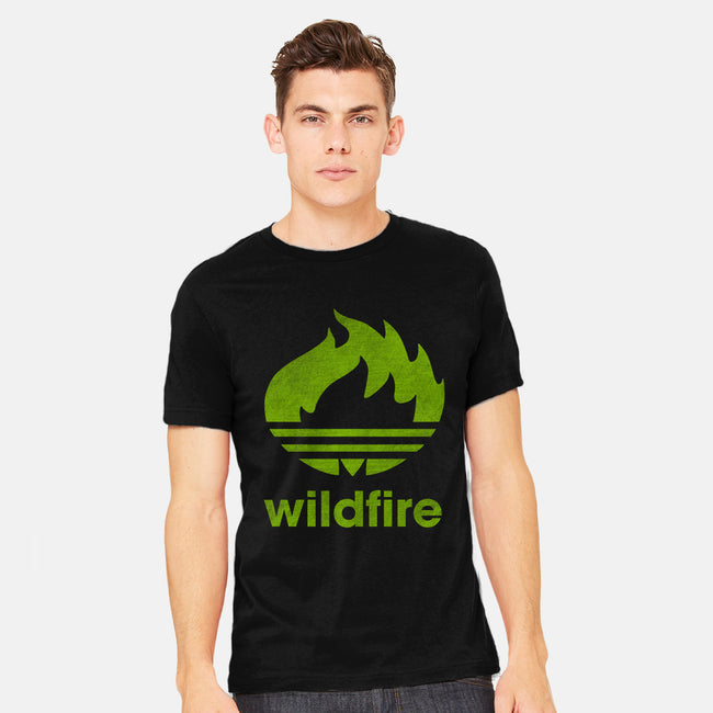 Wildfire Classic-mens heavyweight tee-Melonseta