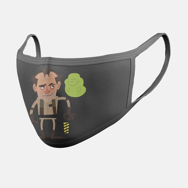 Venkman-unisex basic face mask-TheDrawbridge