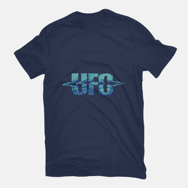 UFO-mens heavyweight tee-ogie1023
