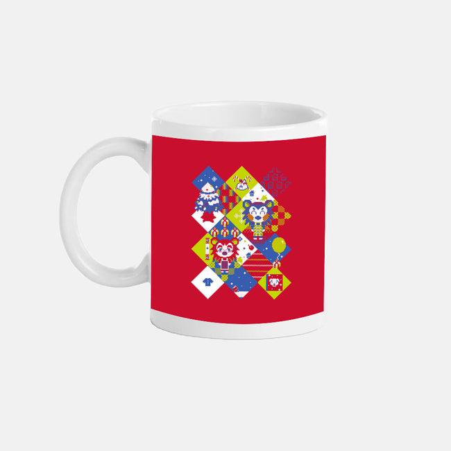 Ugly Able Sisters-none glossy mug-gamepaused