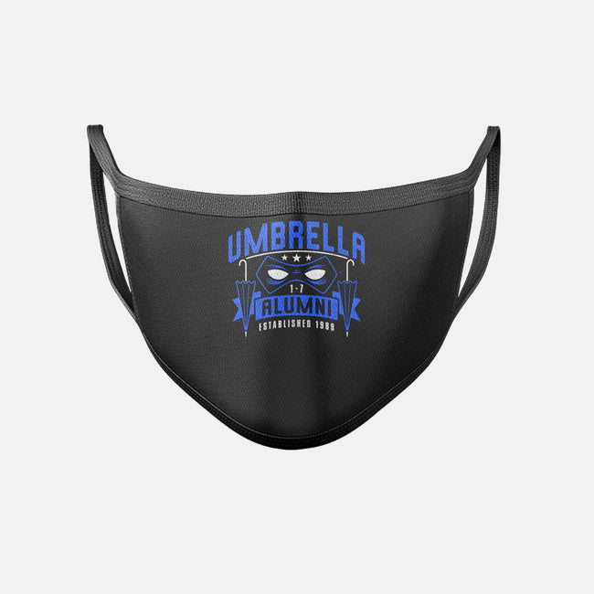 Umbrella Alumni-unisex basic face mask-adho1982